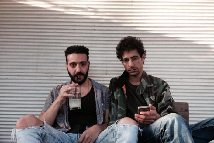 Mothana Hussein & Saeed Abu-Jaber