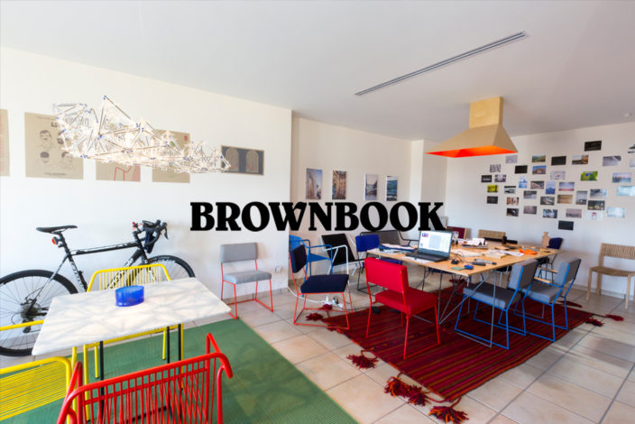 Brownbook 10th anniversary issue #60