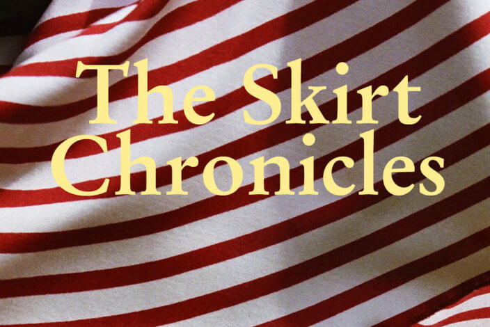 The Skirt Chronicles' Volume II is available for pre-order